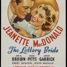 LOTTERY BRIDE 1930 Jeanette MacDonald