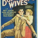 BORROWED WIVES 1930 Vera Reynolds