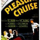 PLEASURE CRUISE 1933 Genevieve Tobin