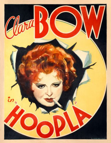 HOOP-LA 1933 Clara Bow