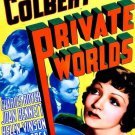 PRIVATE WORLDS 1935 Claudette Colbert