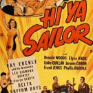 HI' YA SAILOR 1943 Elyse Knox