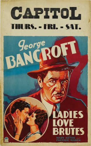 LADIES LOVE BRUTES 1930 Mary Astor