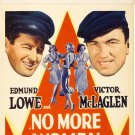 NO MORE WOMEN 1934 Edmund Lowe