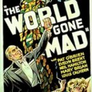 WORLD GONE MAD 1932 Pat O' Brien