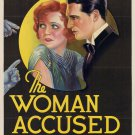 WOMAN ACCUSED 1933 Nancy Carroll