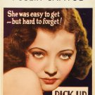 PICK-UP 1933 Sylvia Sidney
