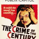 CRIME OF THE CENTURY 1933 Wynne Gibson
