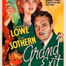 GRAND EXIT 1935 Ann Sothern