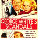 GEORGE WHITE'S 1934 SCANDALS Alice Faye