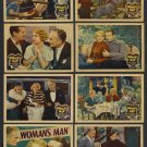 WOMAN'S MAN 1934 John Halliday