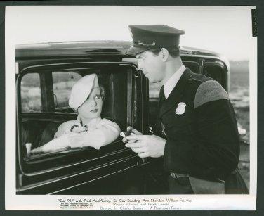 CAR 99 1935 Ann Sheridan