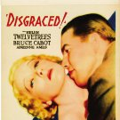 DISGRACED! 1933 Helen Twelvetrees