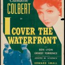 I COVER THE WATERFRONT 1933 Claudette Colbert