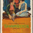 SHAMROCK AND THE ROSE 1927 Mark Swain
