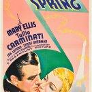 PARIS IN SPRING 1935 Ida Lupino