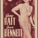 SHE COULDN'T TAKE IT 1935 George Raft