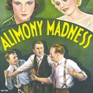 ALIMONY MADNESS 1933 Helen Chandler