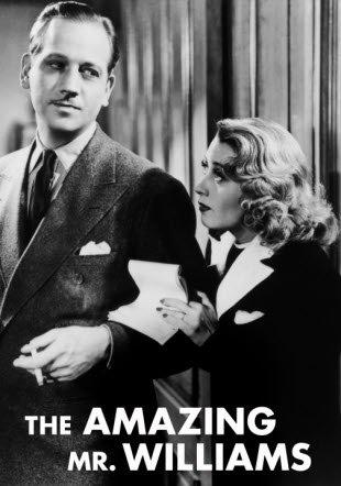 AMAZING MR. WILLIAMS 1939 Joan Blondell
