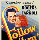 FOLLOW THRU 1930 Nancy Carroll Thelma Todd