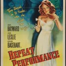 REPEAT PERFORMANCE 1947 Joan Leslie