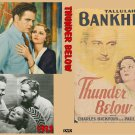 THUNDER BELOW 1932 Tallulah Bankhead