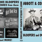 ABBOTT AND COSTELLO BLOOPERS AND OUTTAKES