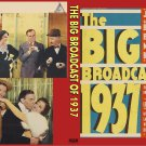 BIG BROADCAST OF 1937 Jack Benny