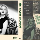 TIGER WOMAN 1945 Adele Mara *Lost Film*