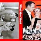 WHAT MEN WANT 1930 Ben Lyon