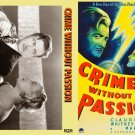 CRIME WITHOUT PASSION 1934 Claude Rains