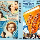 ONLY YESTERDAY 1933 Margaret Sullavan