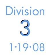 Division 3: 1-19-08