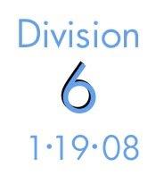 Division 6: 1-19-08