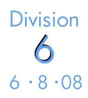 6-8-08: Division 6