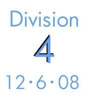 Division 4: 12-6-08