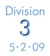 Division 3: 5-2-09