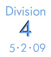 Division 4: 5-2-09