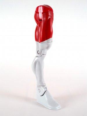 Trigon Right Leg Collect & Connect DC Universe Classics DCUC Mattel BAF Build a Figure Piece