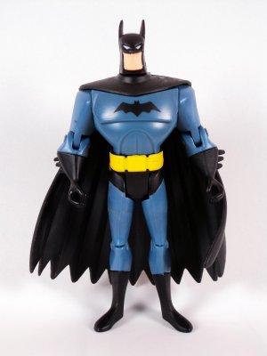 Batman Justice League JLU Figure Mattel Loose