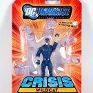 Wildcat DC Universe Infinite Heroes Figure Mattel