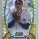 2011 Bowman Sterling Prospects Gold Refractors #41 Robert Stephenson # 01/50!