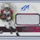 2011 Topps Precision Rookie Jumbo Relic Autographs Red #RAJRRW Ryan Williams #46/50