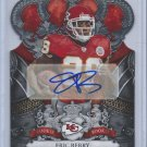 2010 Crown Royale #217 Eric Berry Autograph # 164/499 RC