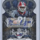 2010 Crown Royale #218 Marcus Easley Autograph RC # 68/499