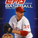 30 Card Grab Bag - Topps 2012 Series One
