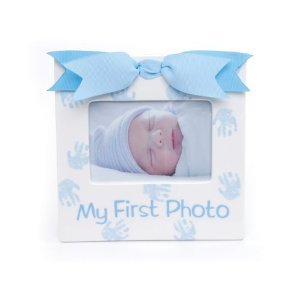 Baby Little Prince My First Photo Ceramic Picture Frame