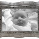 Ten Little Fingers, Ten Little Toes Pewter Baby Photo Picture Frame