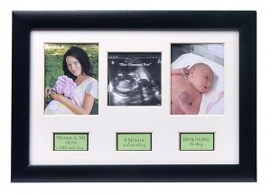 'Story of Life' Black Photo Picture Frame