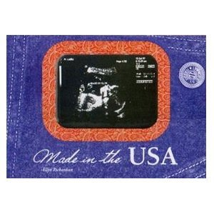 Made in the USA 2D Ultrasound Picture Frame